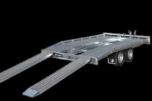 Fahrzeugtransporter / Plattformanhänger