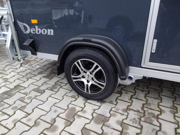 Cheval Liberte Debon Aluminiumfelgen