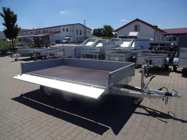 Hapert Azure H-2 3,35x1,80m 2000kg niedriges Fahrwerk