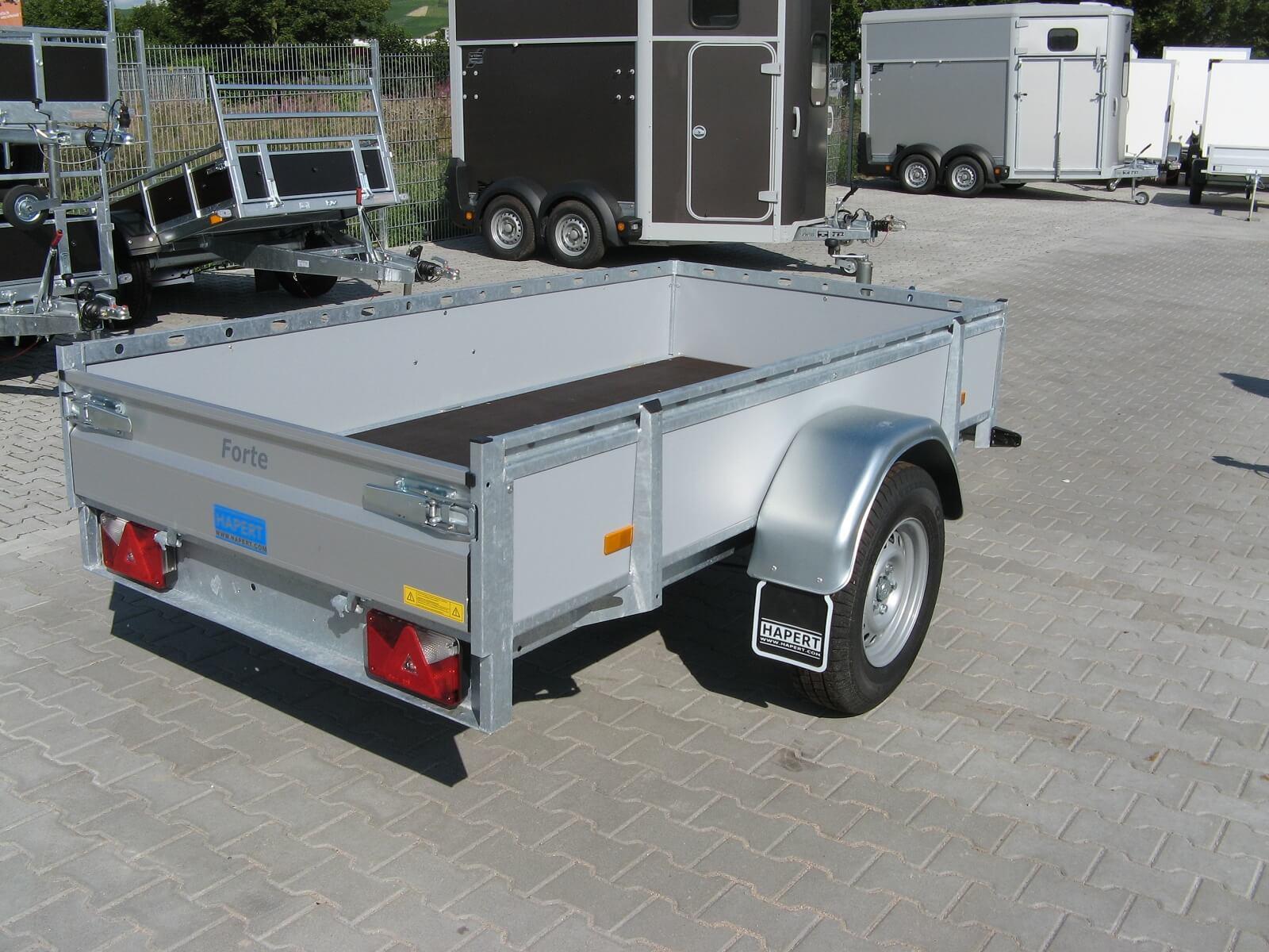 Hapert Azure L-1 Multiplex 2,53x1,29m 1800kg