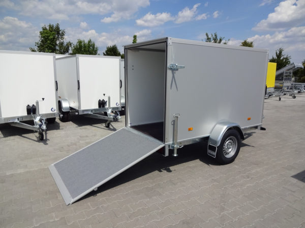 Hapert Sapphire L-1 2,50x1,30x1,50m 1350kg Heckklappe