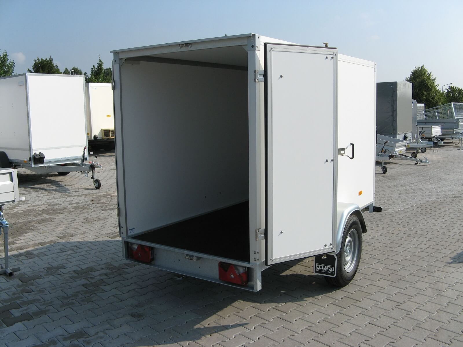 Hapert Sapphire L-1 2,50x1,30x1,50m 1350kg