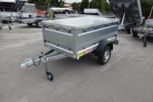 GN129 Neptun Pratik 2,02x1,14m 750 kg mit All-Inklusive Paket