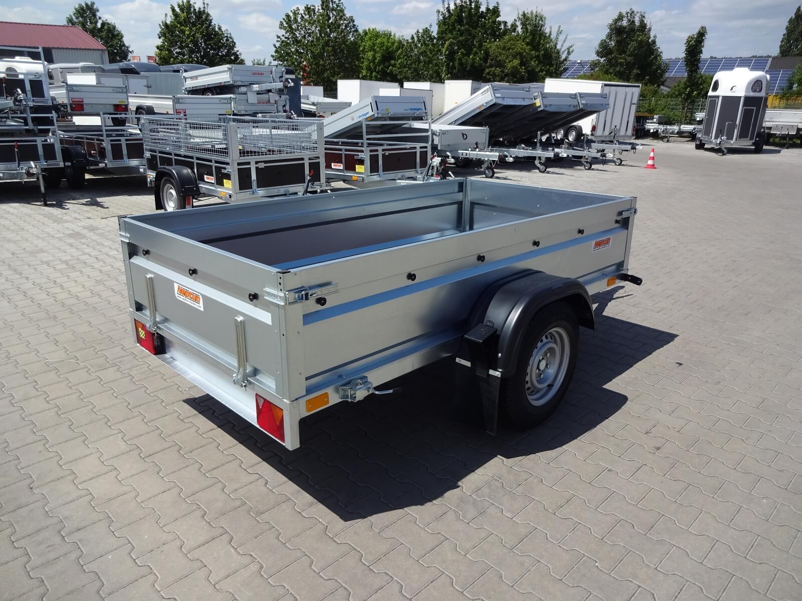 GN175 Neptun Pro 2,53x1,29m 1600 kg