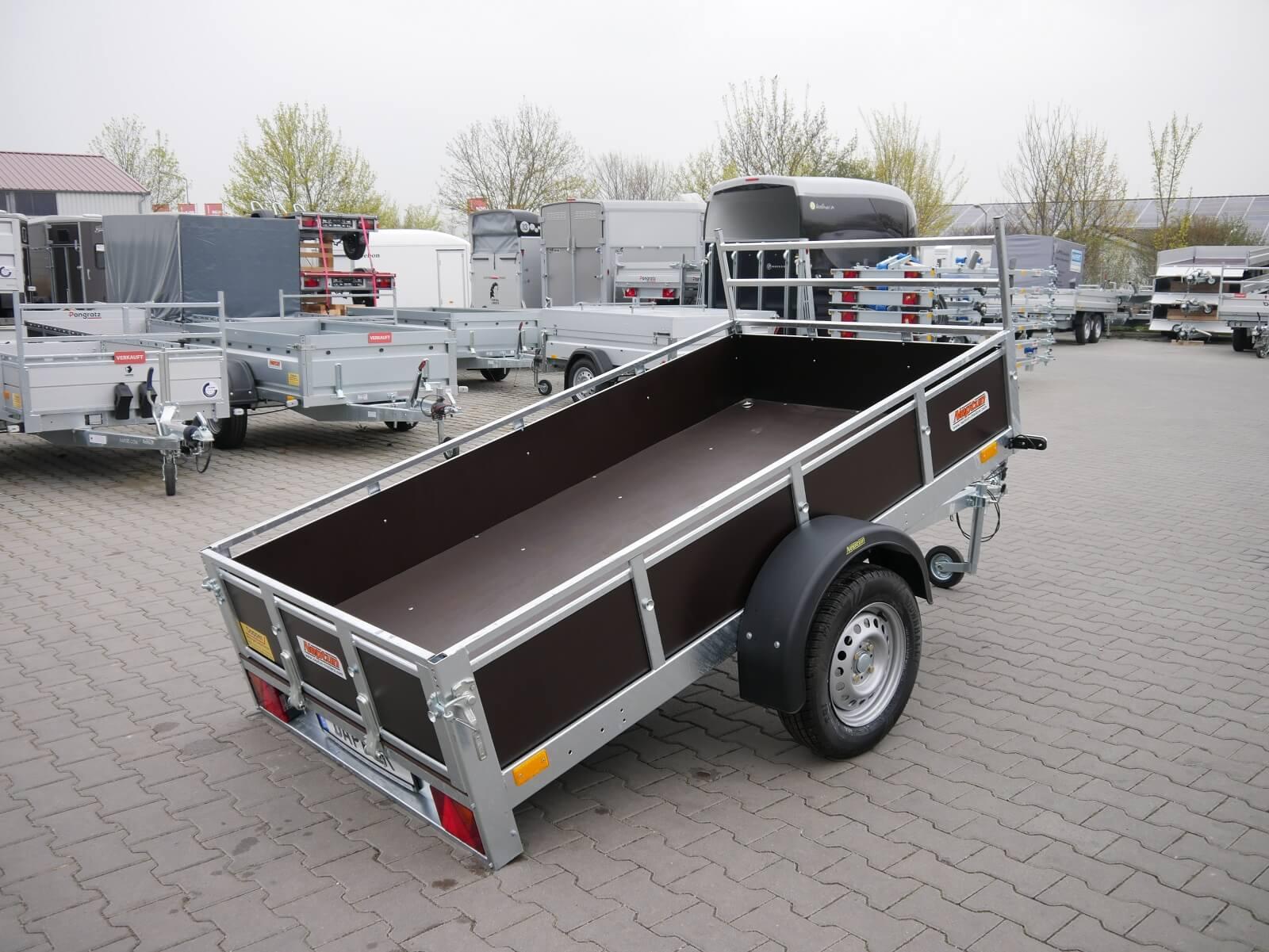 GN079 Neptun Trailwood 2,36x1,25m 750kg