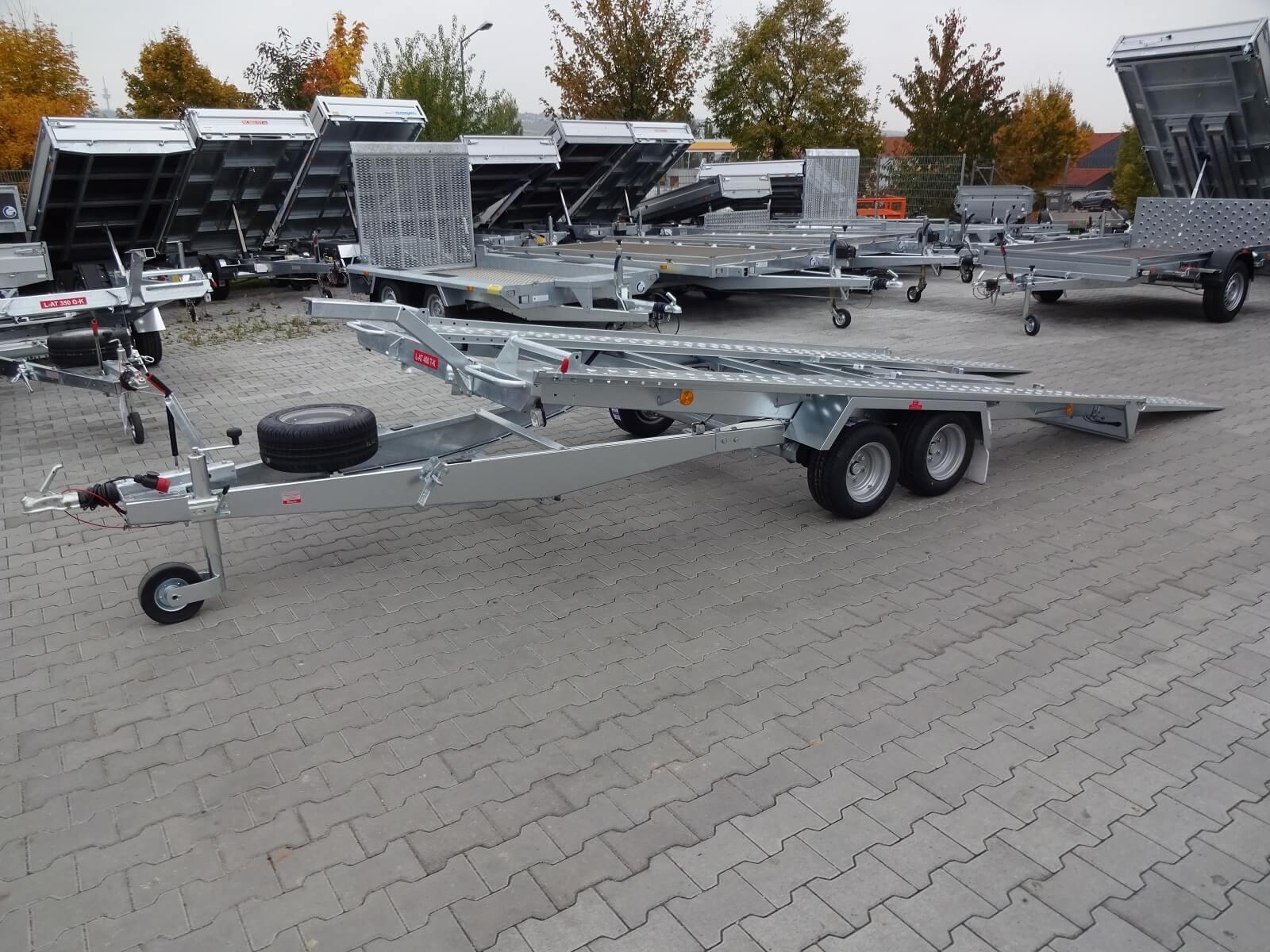 Pongratz L-AT 400 T-K-2 4,01x2,02m 2600kg