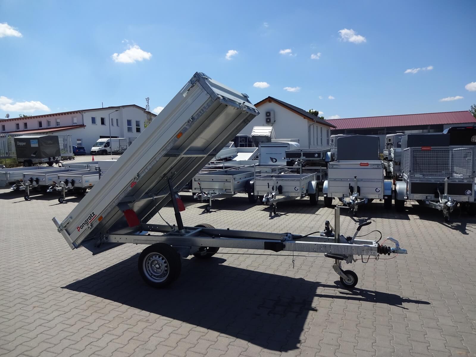 Pongratz L-RK 2715 G-AL 2,67x1,50m 1500kg