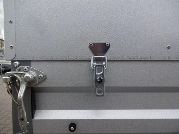 Stema Deckelanhänger 2,01×1,08m 850kg Bordwandaufsatz
