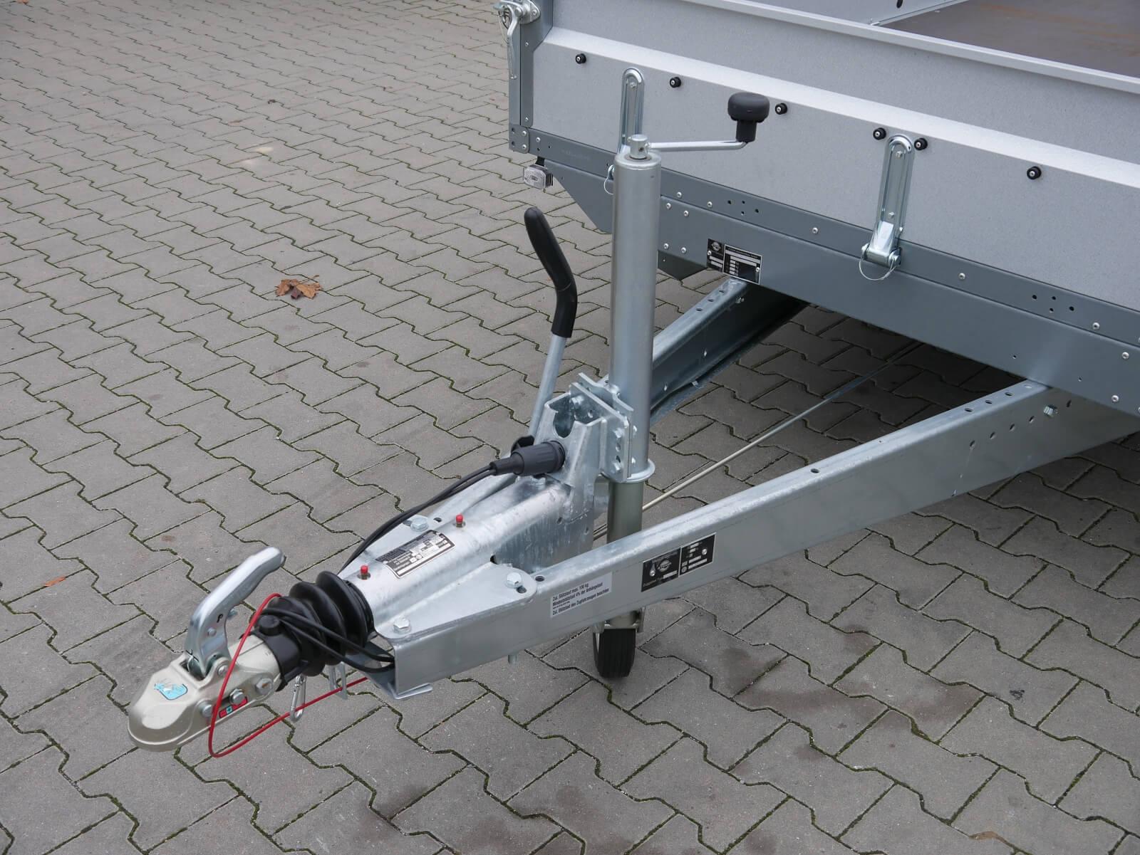 Stema Hochlader Systema 4,01x1,83m 2700kg