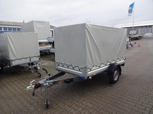 Stema STL Alu 2,51×1,28m 1300kg Plane&Spriegel