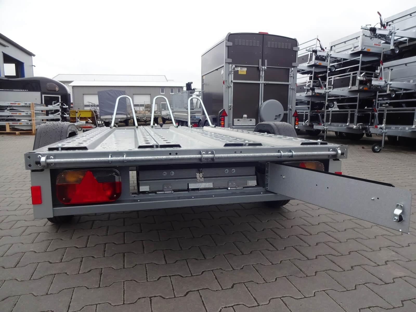Stema SySTEMA MT 2,10x1,28m 750 kg