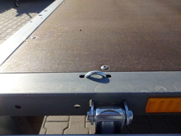 Stema Systema Hochlader Stahl 2,51×1,53m 1300kg 100 Km/h
