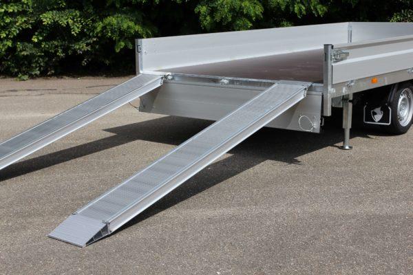 Hapert Auffahrpaket Aluminium Auffahrschienen