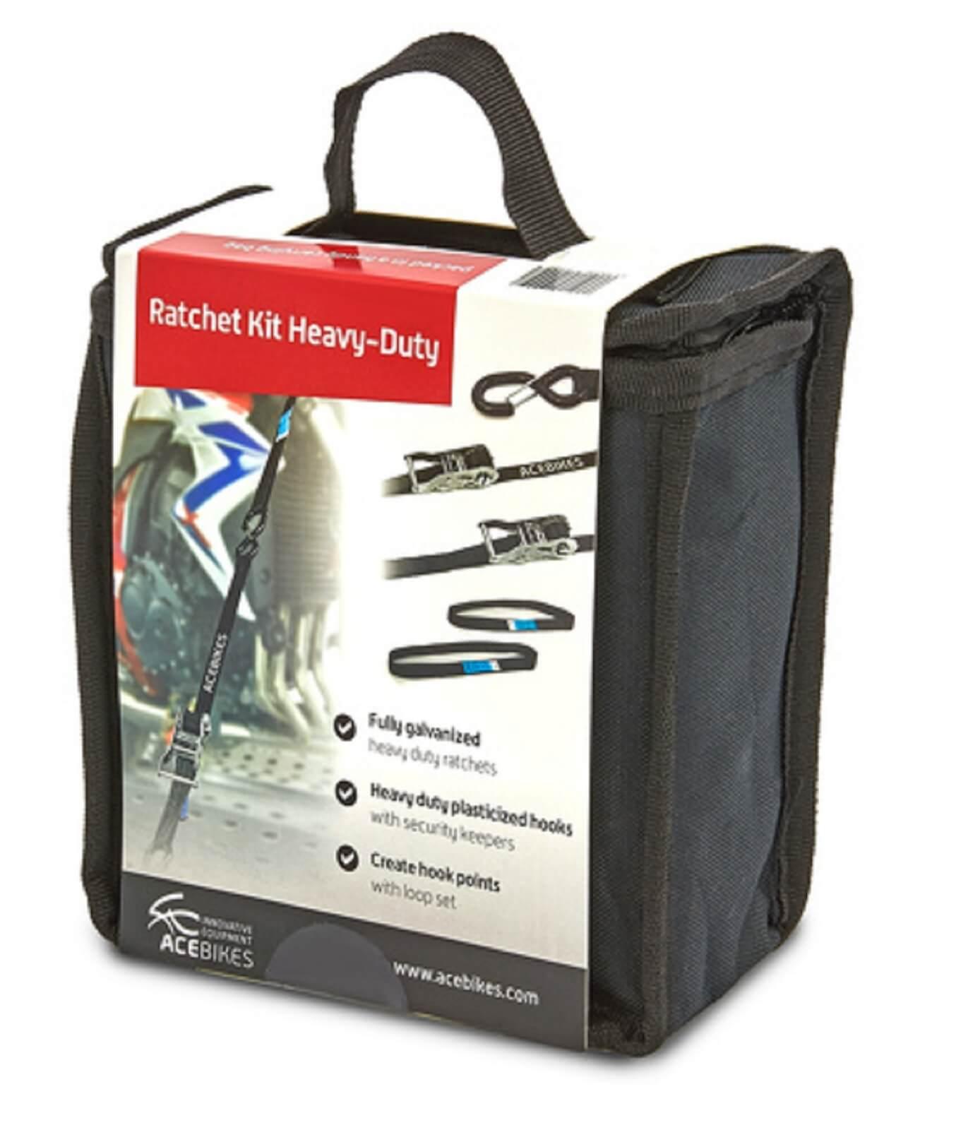 Acebikes Rachet Kit Spanngurt Set