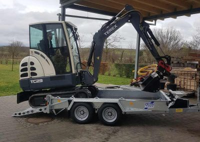 Ifor Williams GH 1054