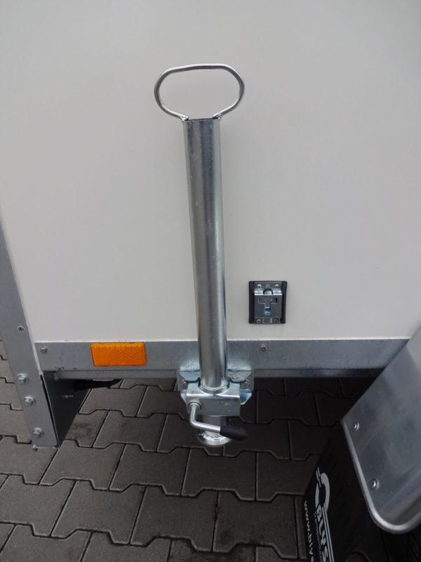 Kofferanhänger 2,05×1,18×1,50m 750kg