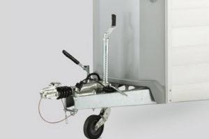 Ifor Williams HBX automatisches Stützrad