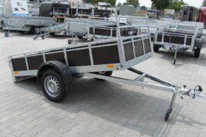 GN115 Neptun Trailwood 2,53x1,25m 750kg