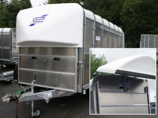 Ifor Williams Windschott