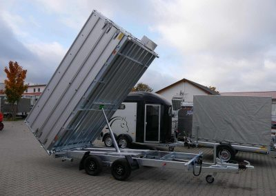 Hapert Cobalt HM-2 Ferro 4,00x2,00m 3500 kg