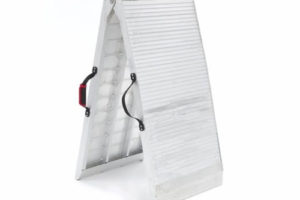 Acebikes faltbare Rampe extra breit