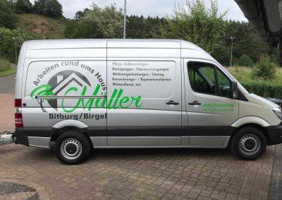 Müller Arbeiten rund ums Haus Bitburg